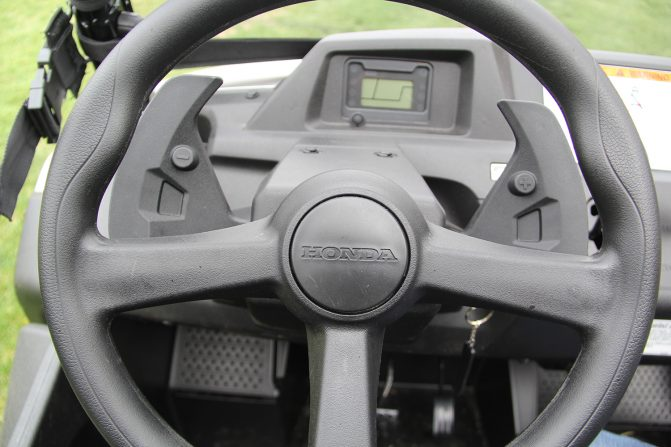 Honda Pioneer 700-4 Steering Wheel