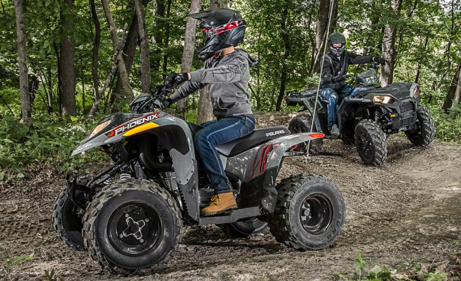 Polaris Phoenix 200 Action