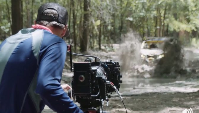 Go Behind The Scenes of a Video Shoot with Can-Am and S3