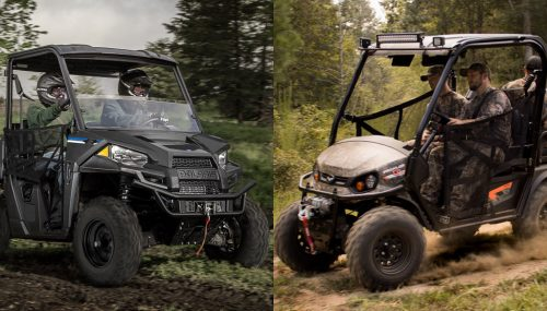 2018 Polaris Ranger EV vs. Textron Prowler EVis: By the Numbers