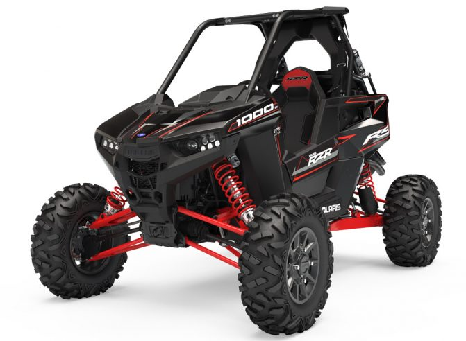 2018 Polaris RZR RS1 Black