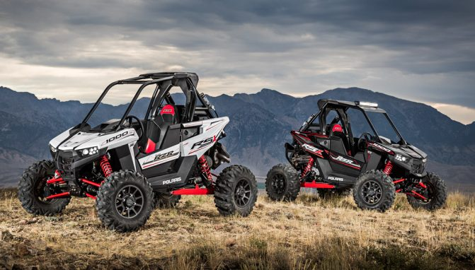 2018 Polari -RZR RS1 Group