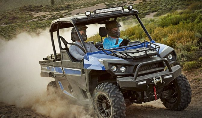 2018 Textron Stampede 900 Action