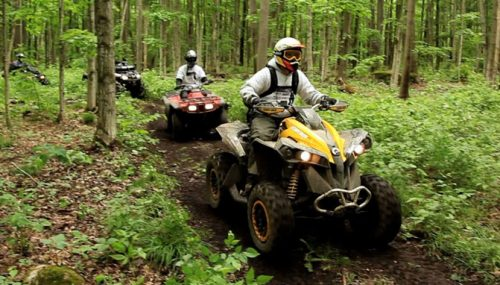 Five ATV New Year's Resolutions You Can Keep