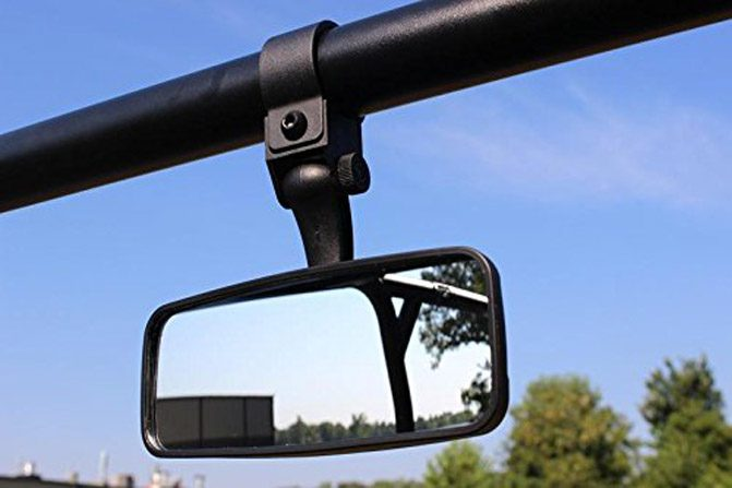 Bad Dawg Rearview Mirror: Cheap UTV Accessories