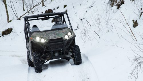 Poll: What's Your No Go Temperature For Winter ATV or UTV Riding?