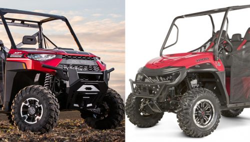 2018 Mahindra Retriever 1000 vs. Polaris Ranger XP 1000: By the Numbers