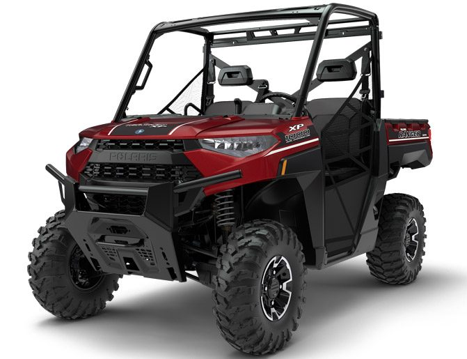 2018 Polaris Ranger XP 1000 3