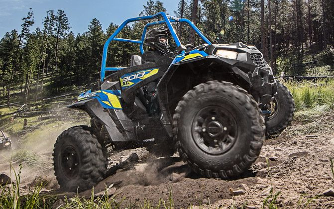 Polaris ACE 900 XC Profile