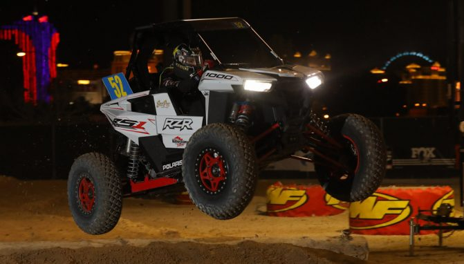 Polaris RZR RS1 Ronnie Anderson WORCS Action