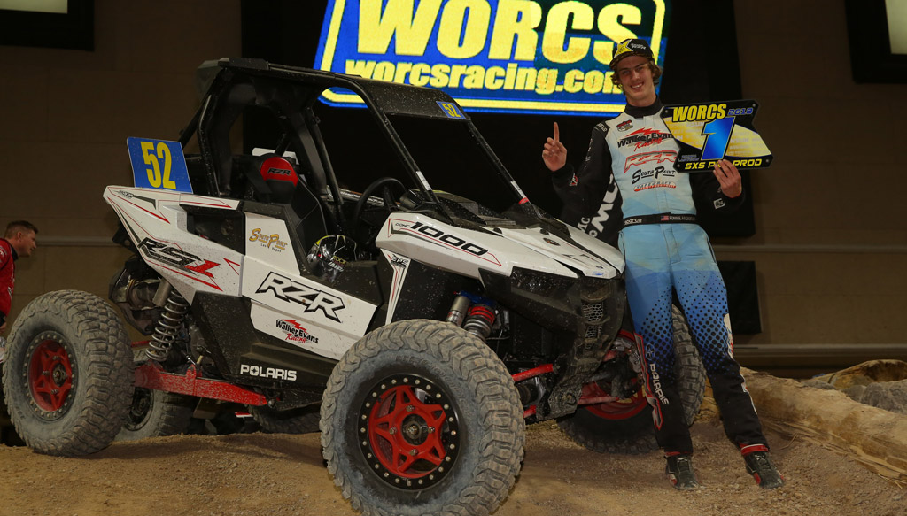 Utv Tires For Sale >> Polaris RZR RS1 Wins in Racing Debut - ATV.com