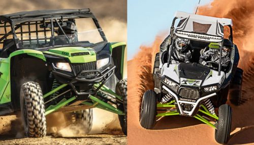 2019 Textron Wildcat XX vs. Polaris RZR XP 1000: By the Numbers