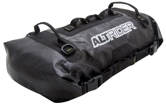 AltRider Synch Dry Bag: Mud Riding Buyer's Guide