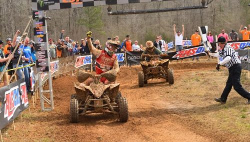 Brycen Neal Earns First Ever Pro Win at Maxxis General GNCC