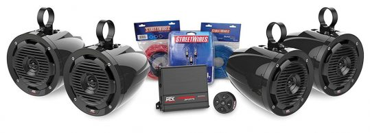 MTX: : Best UTV Sound Systems
