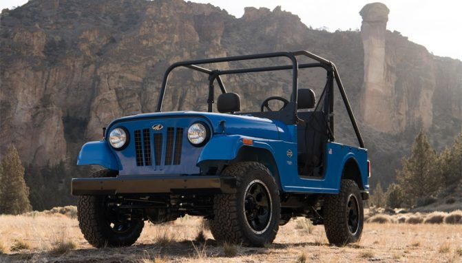 Mahindra ROXOR Beauty