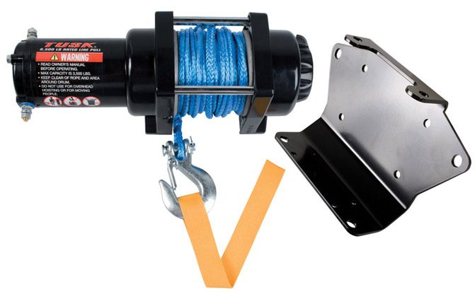 Tusk Winch: Mud Riding Buyer's Guide