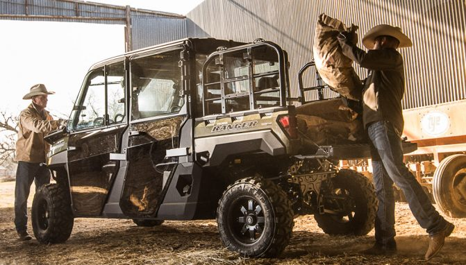 2019 Polaris Ranger Crew XP 1000 2
