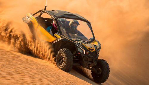 Which UTVs Have the Most Horsepower?