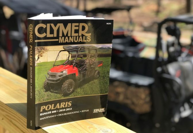 Clymer Polaris Ranger 800 Manual