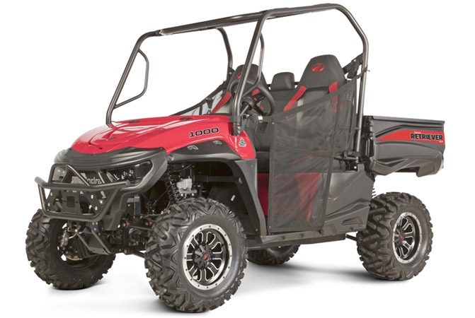 Mahindra Retriever 1000