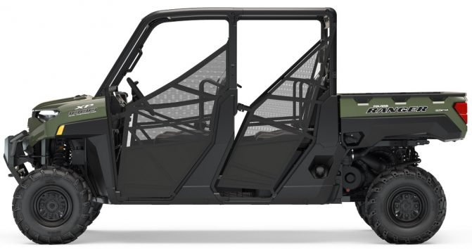 Polaris Ranger Crew XP 1000 Profile