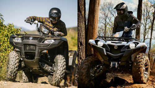 2019 Suzuki KingQuad 750 AXi EPS vs. Yamaha Grizzly EPS: By the Numbers