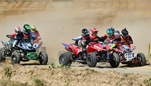 Hetrick, Wienen Split Moto Wins at High Point Raceway ATVMX