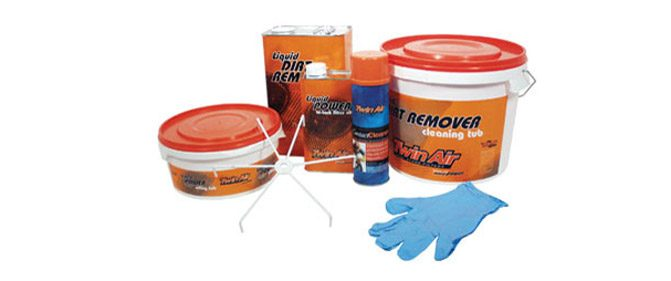 Twin Air Filter Cleaning Kit