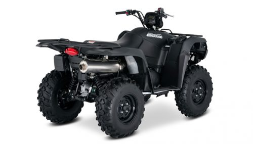 2018 Suzuki KingQuad 750 Accessories