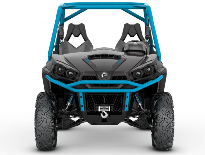 2019 Can-Am Commander 1000R XT Front