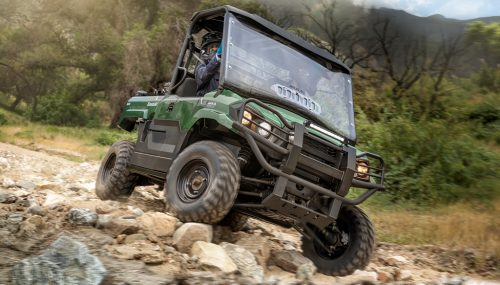 2019 Kawasaki Mule Pro-MX Preview