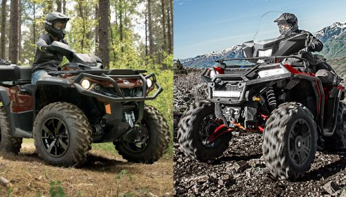 2019 Can-Am Outlander 1000R XT vs Polaris Sportsman XP 1000: By the Numbers