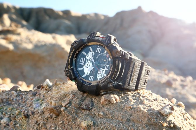 If you love ATVs as much as we do, you'll be looking for a watch to match your powerful rugged machine. You need the G-SHOCK Mudmaster GG1000-1A. The latest addition to the MASTER OF G MUDMASTER Series, it's built to withstand harsh environments and extreme conditions. Not only is it shock resistant, but the Mudmaster defies sand, dust, water and mud too.