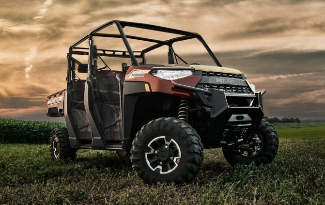 Polaris Ranger XP 1000 EPS 20th Anniversary Limited Edition