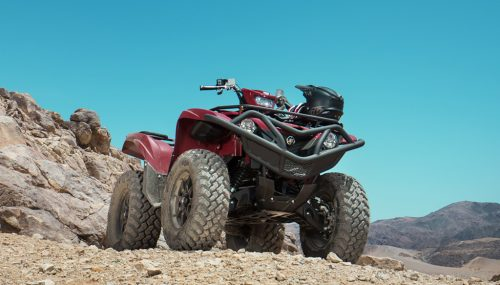 Yamaha Four Wheelers: an Ongoing History