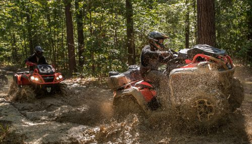 Five of the Best ATVs for Mudding