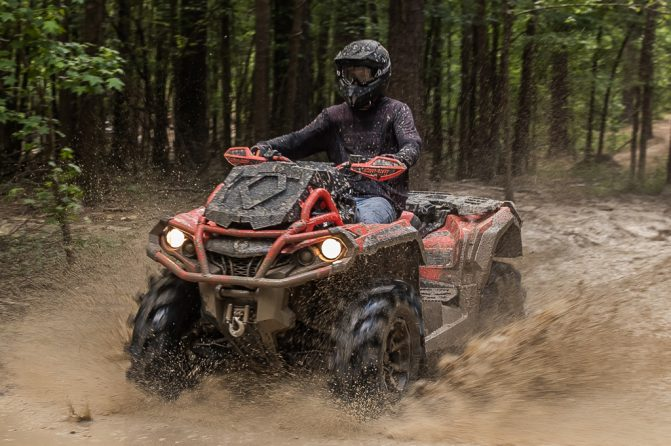 Can-Am Outlander XMR 1000R