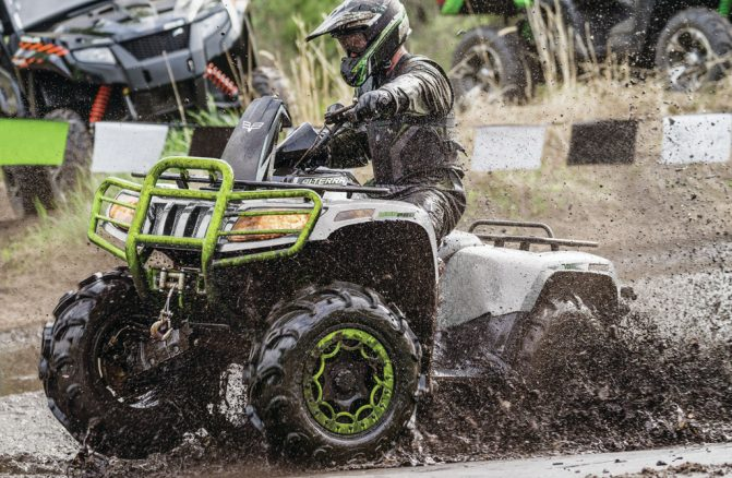 Textron Off-Road Alterra MudPro 700 LTD