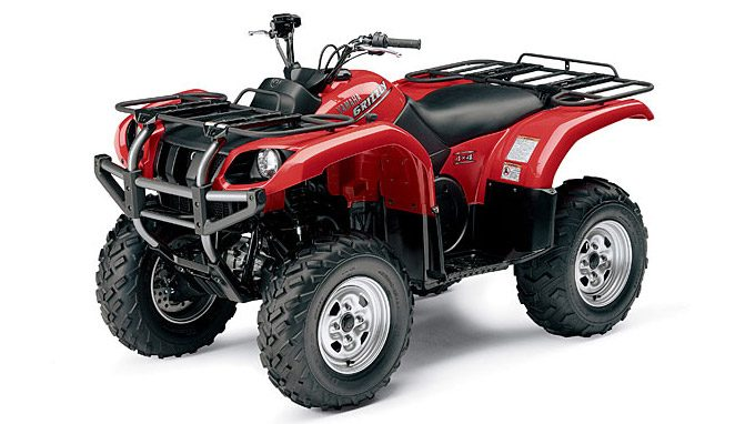 Yamaha Grizzly 660 >> Yamaha Grizzly 660 Parts To Keep Your Atv Up And Running