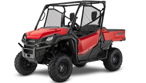 Breaking 2020 Honda Foreman To Get Bigger 518cc Engine Atv Com