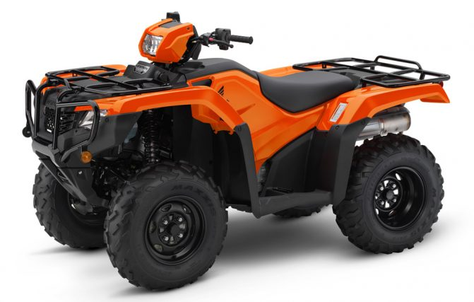 2019 Honda FourTrax Foreman Rubicon