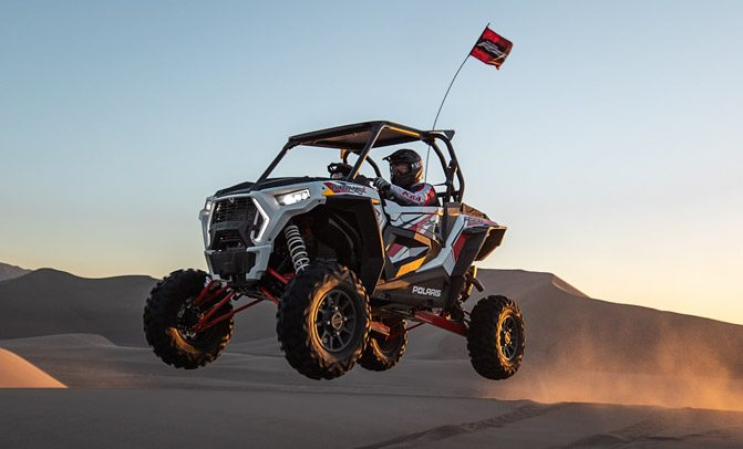 2019 Polaris RZR XP 1000 Dynamix Jump