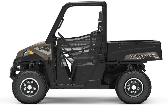 2019 Polaris Ranger 570 Profile