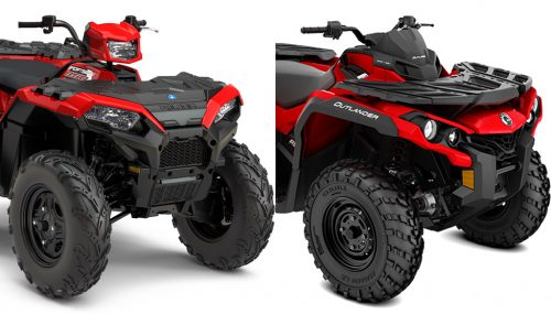2019 Polaris Sportsman 850 vs. Can-Am Outlander 850: By the Numbers