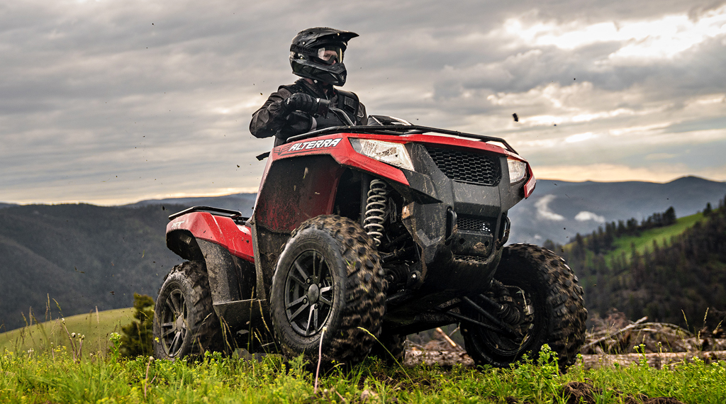 2019 Textron Alterra 570 Preview Atv Com