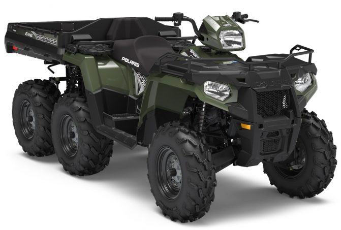 Polaris Sportsman 6x6 570