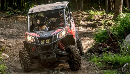 Three New 2019 Can-Am Maverick Sport Models Released