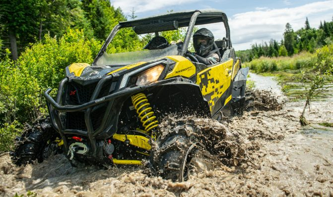 2019 Can-Am Maverick Sport X mr 1