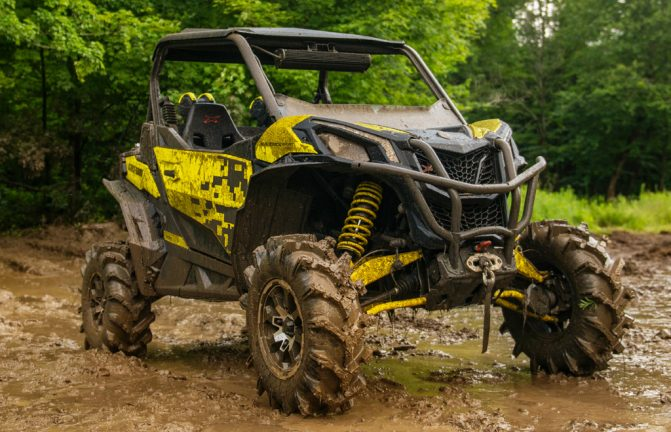 2019 Can-Am Maverick Sport X mr Beauty